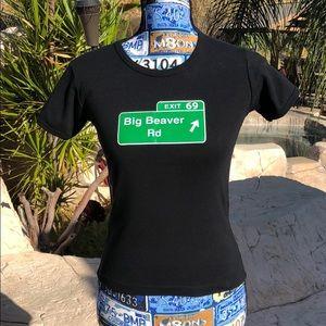 Big Beaver Rd T-shirt